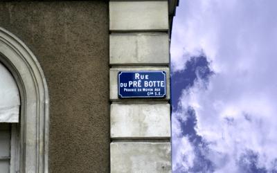 nommez vos rues