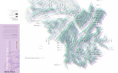 Cherchez le murmure, une carte des échos de l'Isère