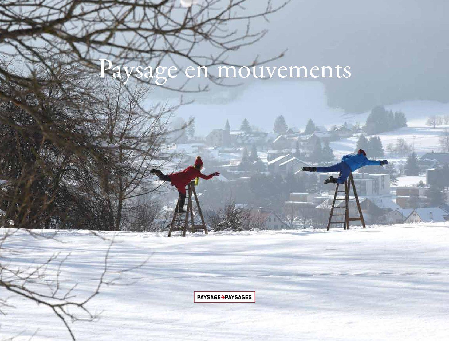 L'édition : paysage en mouvements